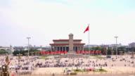 Tiananmen Square video