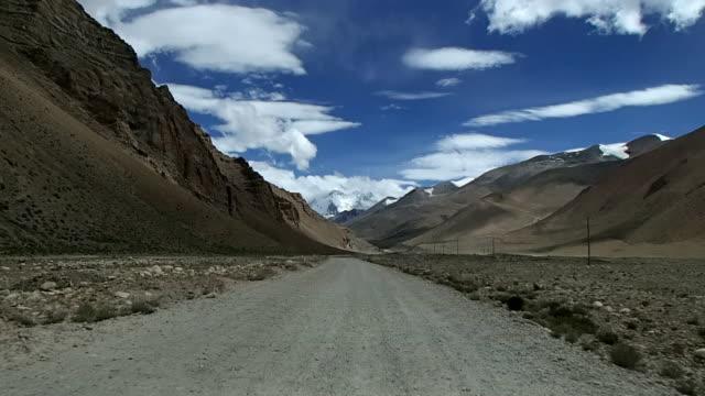 Tibetan Backroad video