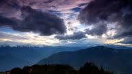 Tibet's scenery video