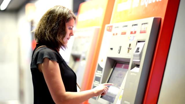Ticket Machine video