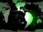 Tidy Abstract Green Earth Loop video