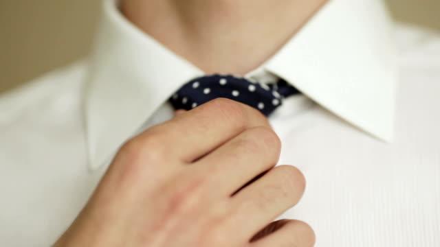Tie Adjustment video