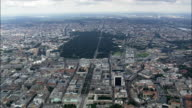 Tiergarten  - Aerial View - Berlin,  Berlin,  Stadt,  Germany video