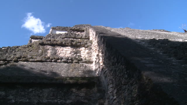 Tikal National Park,Mayan civilization. Ancient pyramids of Tikal video