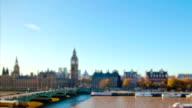 Tilt Shift London - Big Ben video
