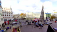 Tilt Shift London - Charing Cross video