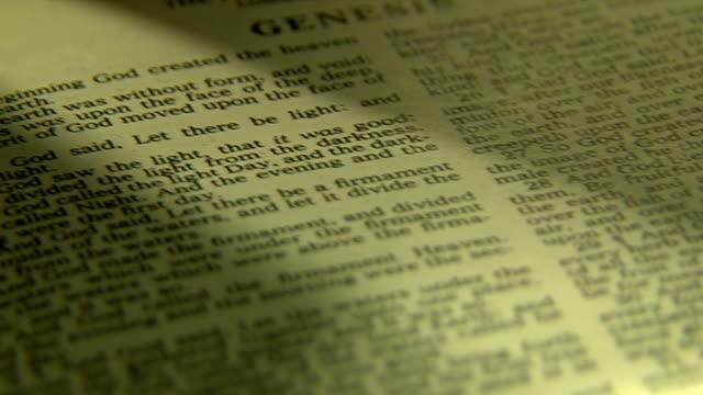 tilt up bible pages video