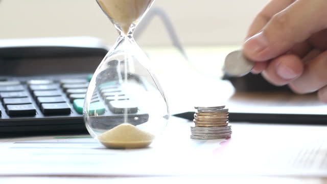 Time and money, financial summary and statements video