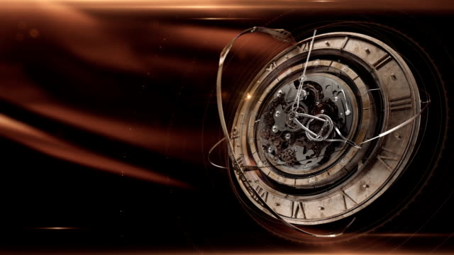 Time - Background Loop video