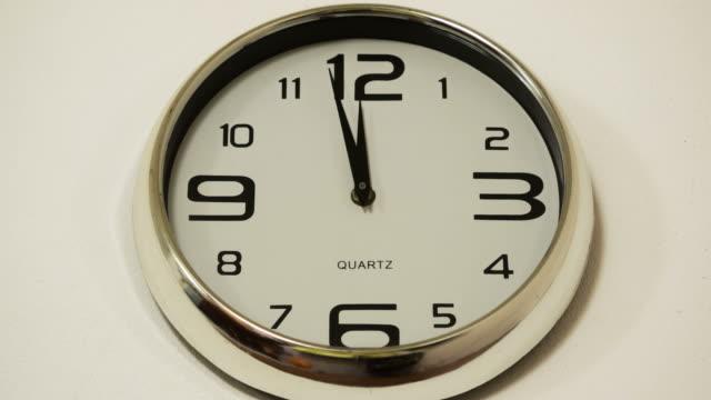 Time clock video