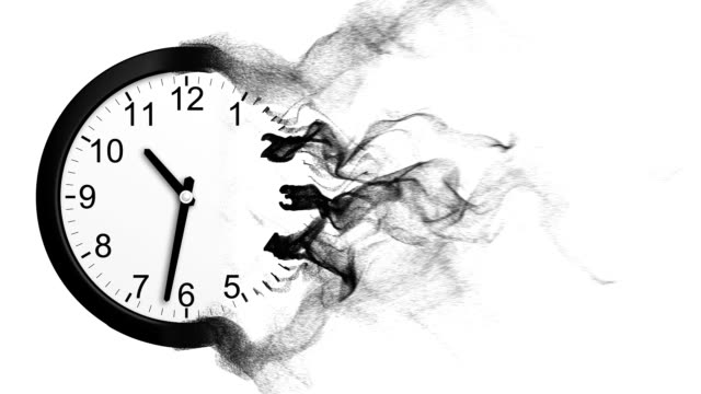 Time Disintegrating Into Dust video