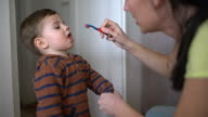 Time for teeth cleaning video