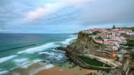 4K Time Lapse : Azenhas do Mar village video