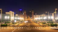 4K Time Lapse : Barcelonas' Plaza Espana video