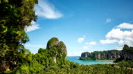 Time Lapse Beautiful Tropical Thailand video