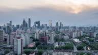 Time Lapse- Beijing CBD area (WS HA) video