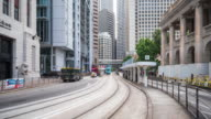 Time Lapse - Buses and Trams in Hong Kong video
