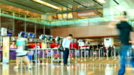 Time lapse : Changi International Airport video