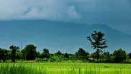 Time Lapse Chiang Mai North Thailand Doi Suthep Mountain Farms video