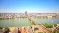 4K Time Lapse : Cologne City video