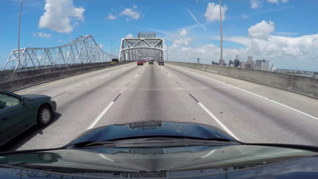 Time Lapse Driving New Orleans video