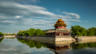 Time Lapse- Forbidden City, Beijing (WS/ Zoom) video