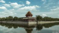 Time Lapse- Forbidden City, Beijing (Panning) video