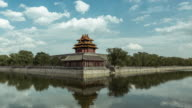 Time Lapse- Forbidden City, Beijing (RL Pan) video