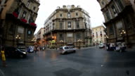 time lapse Four Corners, Piazza Vigliana video