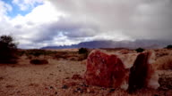 Time lapse from the Painted Rocks Valley in Morocco video