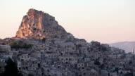 Time Lapse In Cappadocia Uchisar video