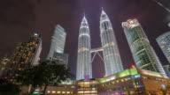 4K Time Lapse : Kuala Lumpur video