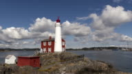 Time lapse lighthouse video