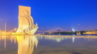 4K Time Lapse : Monument to the discoveries video