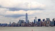 4K Time Lapse : New York Skyline video