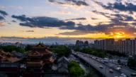 Time Lapse of Beijing, China video