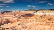 Time Lapse of Cedar Breaks National Monument video