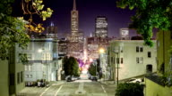 Time lapse of downtown San Francisco video