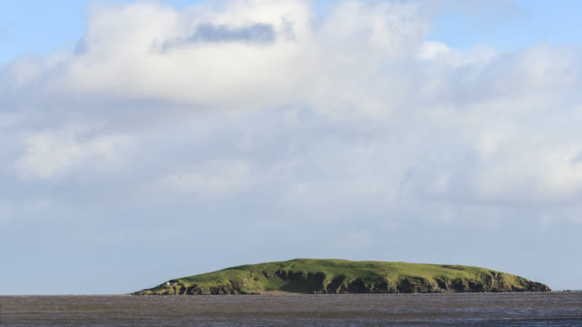 Time lapse of Scottish island video