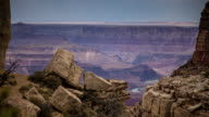 Time Lapse of the Grand Canyon from Moran Point video