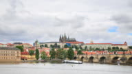 4K Time Lapse : Prague castle video