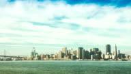 Time Lapse - San Francisco Skyline video