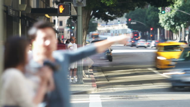 Time Lapse Sequence Of Traffic At Busy Road Junction video