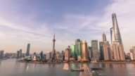 Time Lapse - Shanghai Skyline video