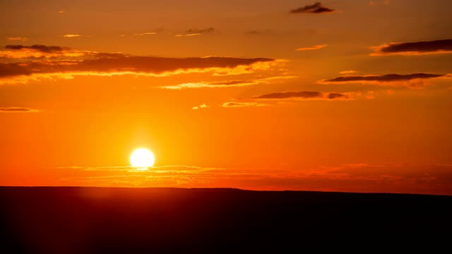 Time Lapse - Sunrise from Grand Canyon video