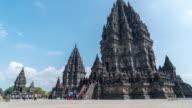 Time Lapse : Temple of Prambanan video