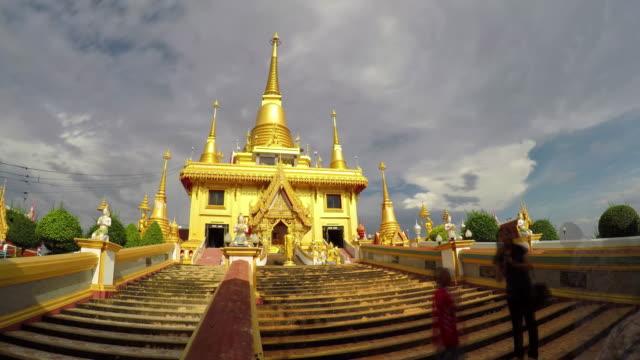 Time Lapse: Wat kiriwong Thailand Temple video