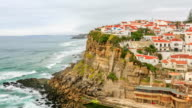 Time lapse:Azenhas do Mar village, Sintra Portugal video