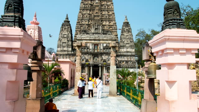 Time lapse:Bhudthakaya Mahabodi temple video