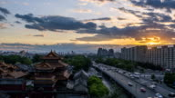 Time Lapse-The Forbidden City - Beijing, China video